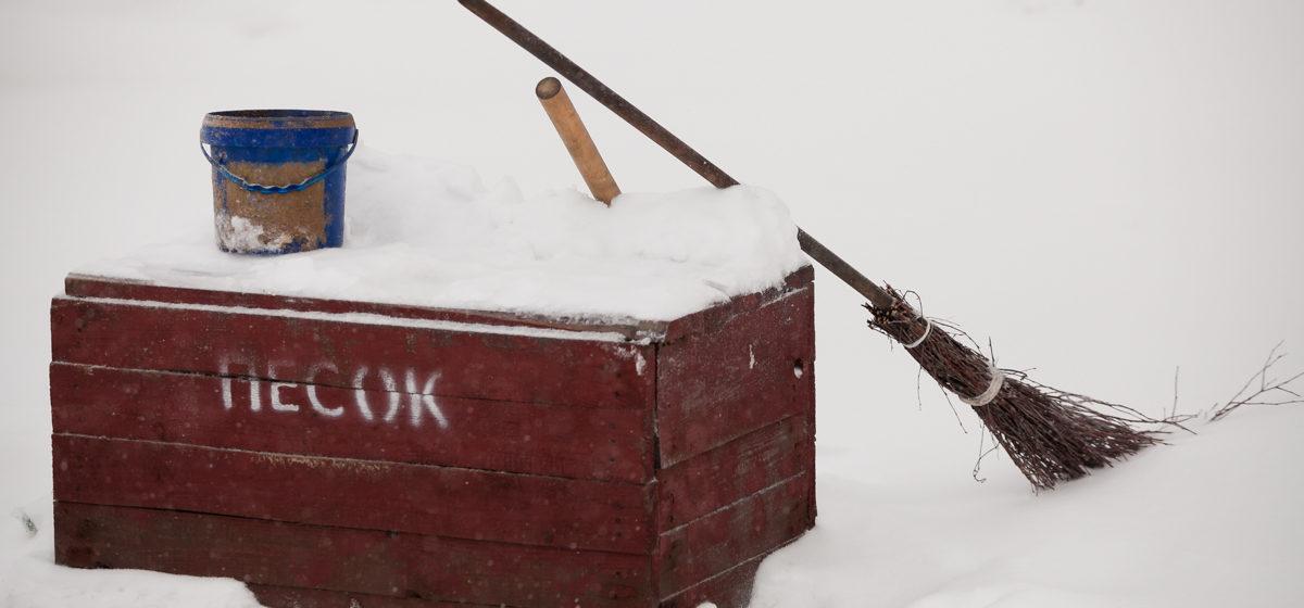 Барановичские коммунальщики готовятся к суровой зиме