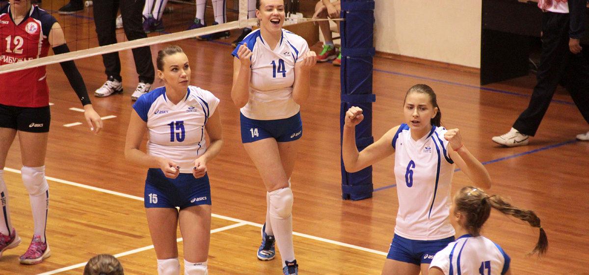 «Атлант» сыграет 26 и 27 ноября в Барановичах с лидером чемпионата страны