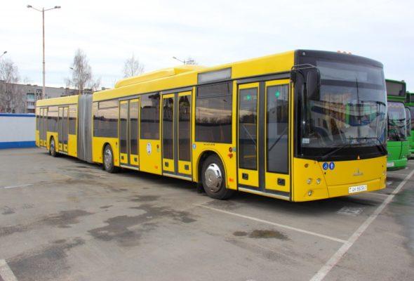 Барановичский автопарк сокращает движение маршрута №28