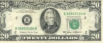Слесарь из Барановичей пытался сдать фальшивую 20-долларовую купюру, которая ему «досталась в наследство»