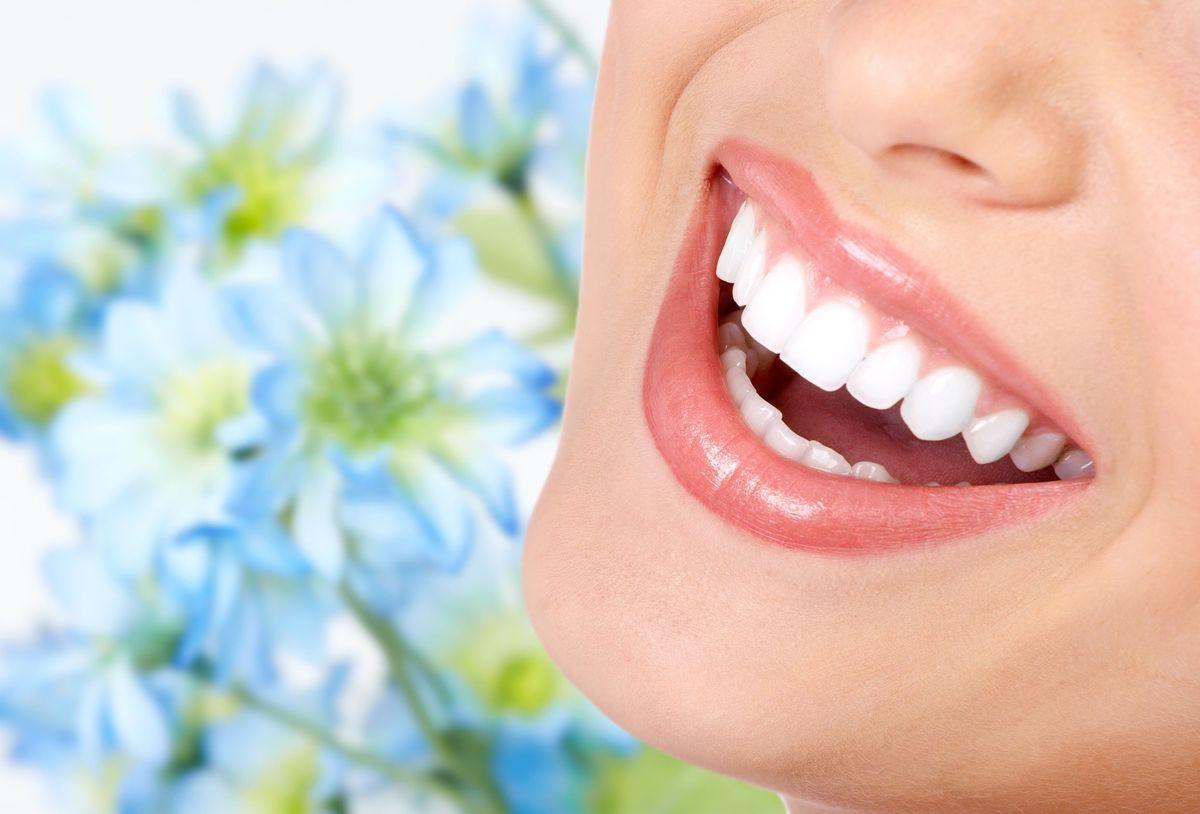 рисунок здоровые зубы или белоснежная улыбка слышала много
