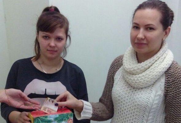 В БарГУ собирают деньги на подарки детям в приюте