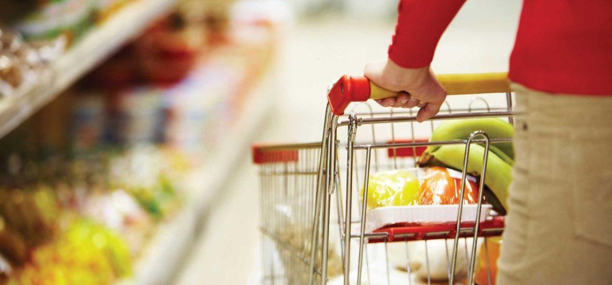 Как изменились цены на продукты в Барановичах с начала года