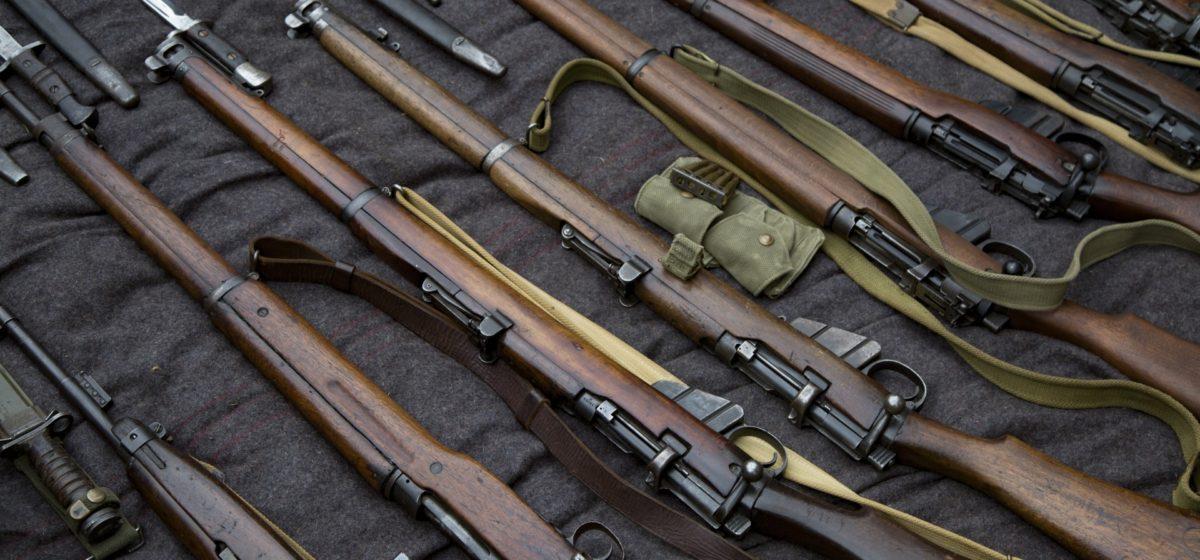 МВД Брестской области призывает граждан с 8 по 28 ноября добровольно сдать оружие