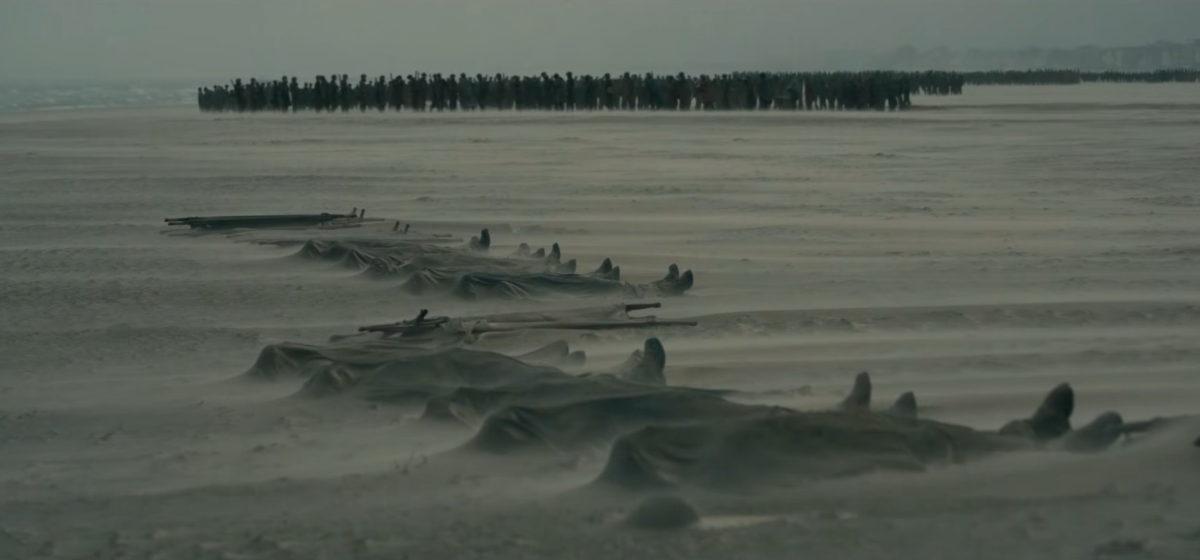 В сети появился первый трейлер фильма Кристофера Нолана «Дюнкерк»