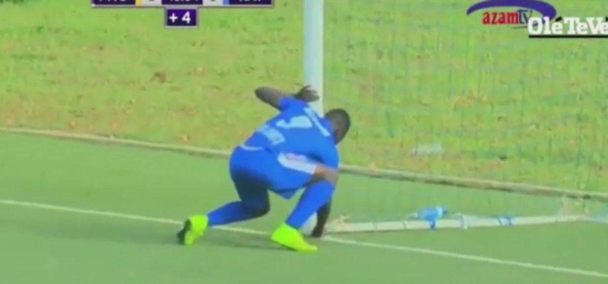 В Африке футболистам запретили колдовать во время игры