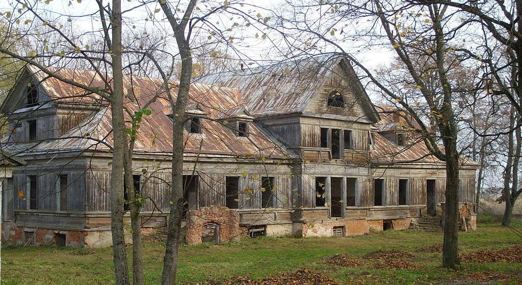 В усадьбе Рейтанов в Грушевке хотят сделать краеведческий музей