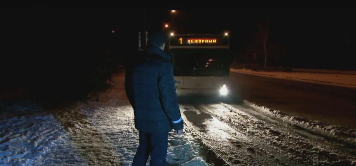 Барановичский автопарк выпустил ролик, призывающий платить за проезд
