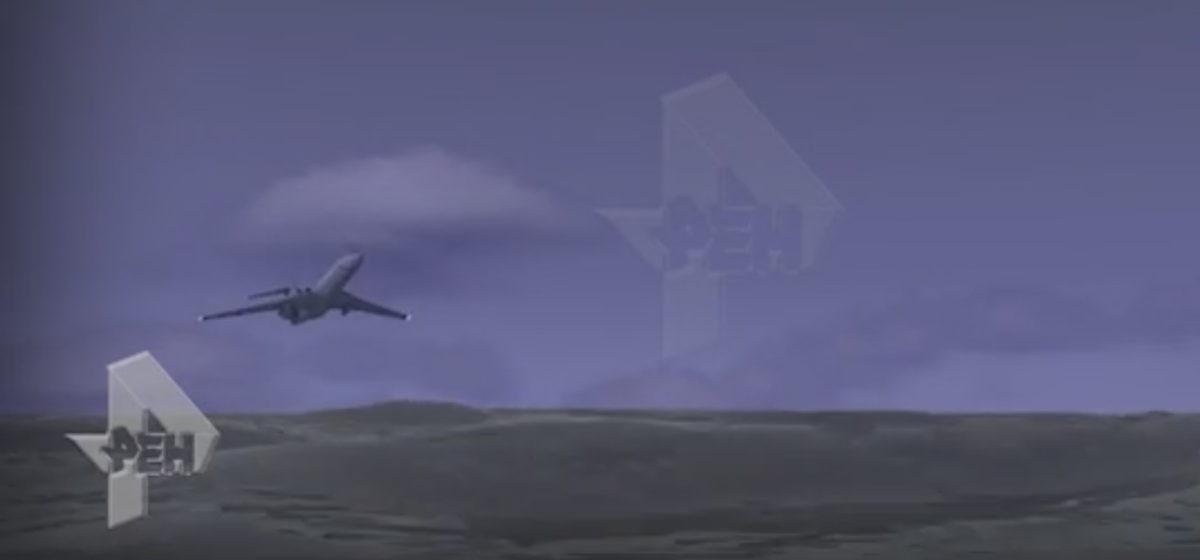 Создали 3D-реконструкцию крушения самолета под Сочи