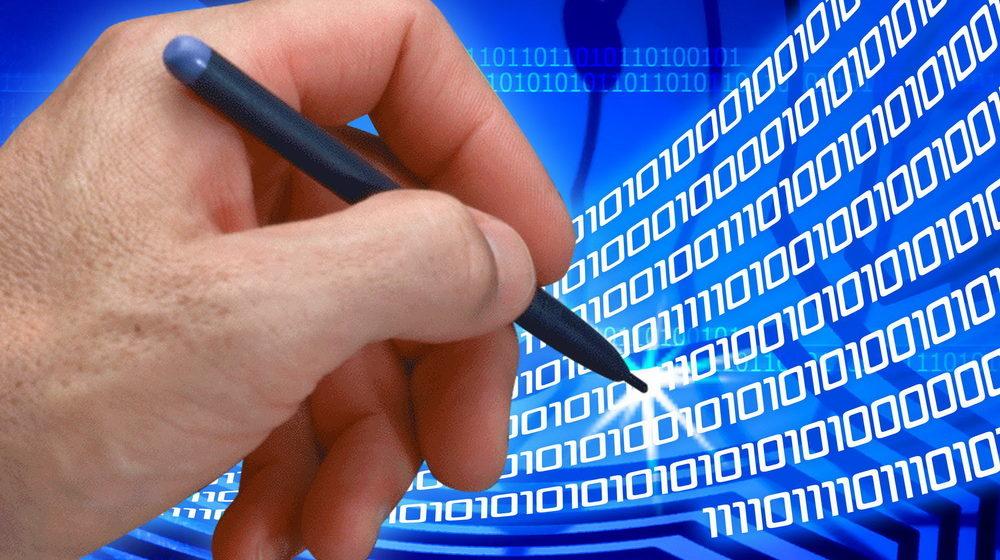 С 2017 года белорусы смогут подавать налоговые декларации через интернет без цифровой подписи