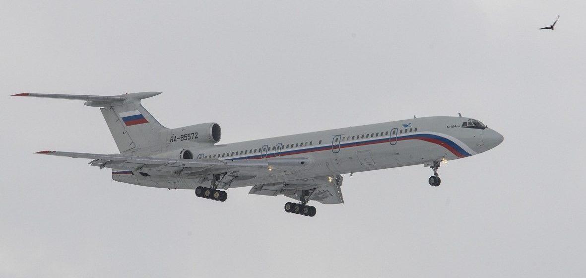 Над Черным морем разбился самолет с российскими артистами и журналистами, летевшими в Сирию