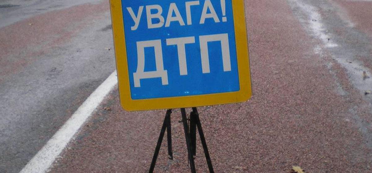 В Барановичах машина сбила женщину