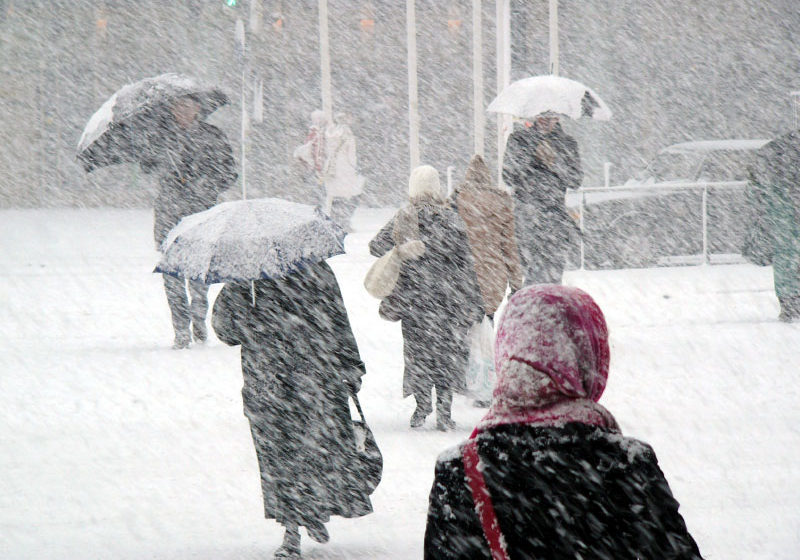 В ближайшие дни в Барановичах похолодает до –16