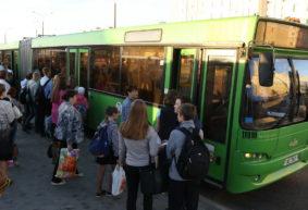 Автобусный парк изменит расписание движения автобуса маршрута №3