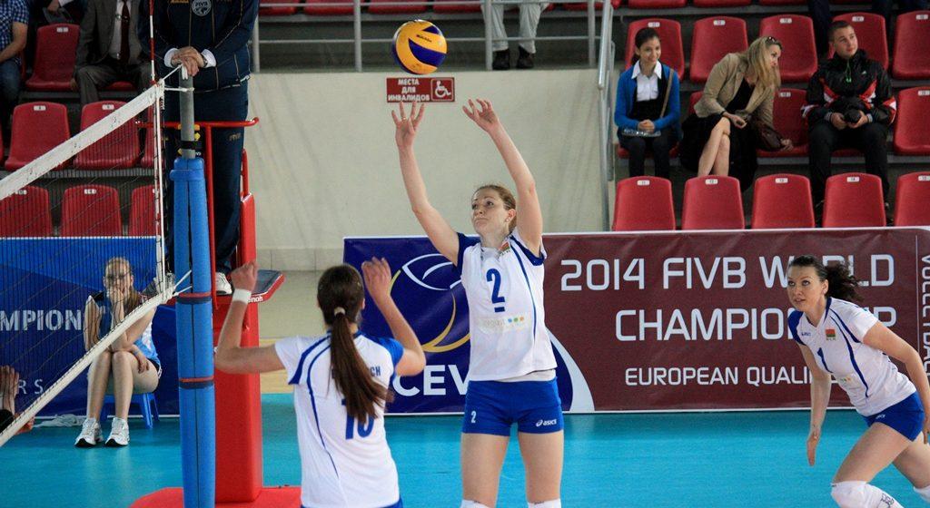 Барановичские волейболистки дважды проиграли в Минске