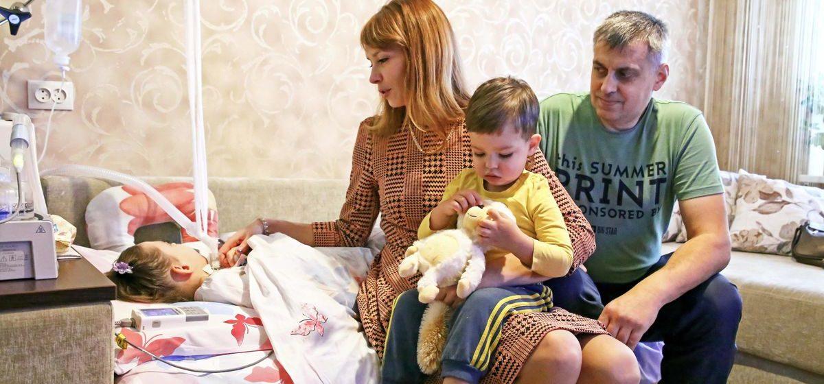 Даша, дыши! Неравнодушные люди собрали 12 тысяч евро, чтобы девочка вернулась домой