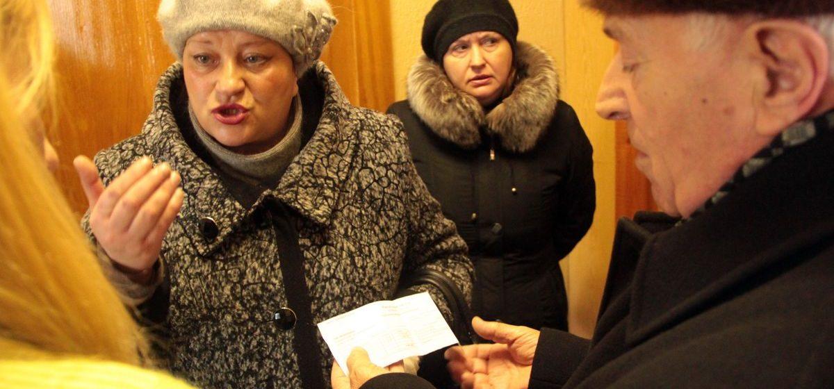 В Барановичах бывшие работники скандально известного «Киппер  Фиш» готовят жалобу в Госконтроль