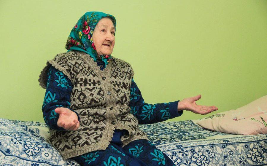 Жители Леснянского дома-интерната рассказывают, что хотят получить в подарок на Новый год