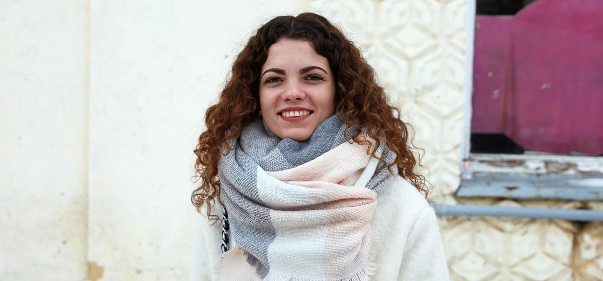 Модные Барановичи: Как одеваются студентка и дизайнеры