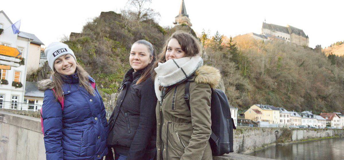 Барановичи в эмиграции: Люксембург