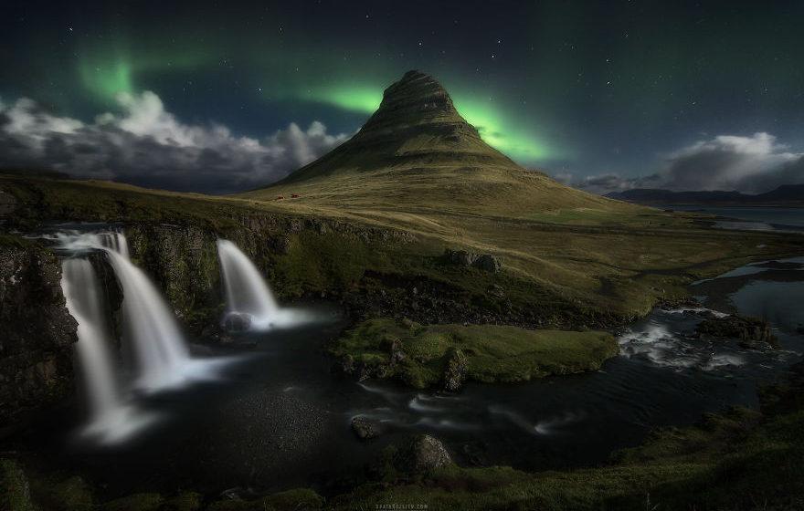 Подборка фантастических пейзажей Исландии