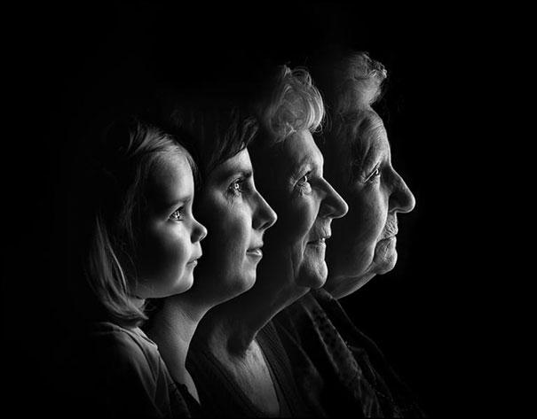 Подборка самых оригинальных семейных портретов