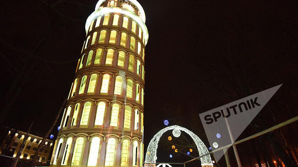 В Гомеле появились копии Пизанской башни, Биг-Бена и других мировых архитектурных памятников