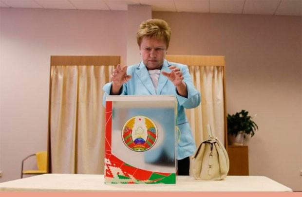 Ермошина считает, что досрочно проголосует около 30% белорусов