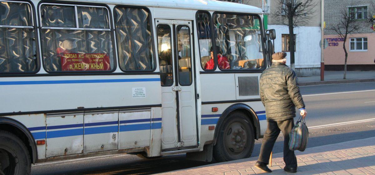 Как изменится движение городского и пригородного транспорта в Барановичах в новогодние праздники