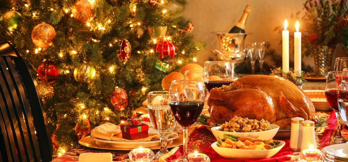 Девять вкусных блюд к новогоднему столу