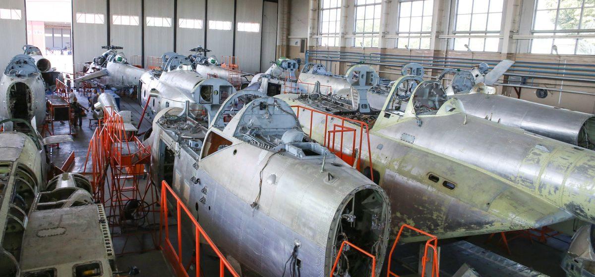 Пять стран закупают систему для защиты летательных аппаратов, разработанную в Барановичах в ОАО «558 Авиационный ремонтный завод»