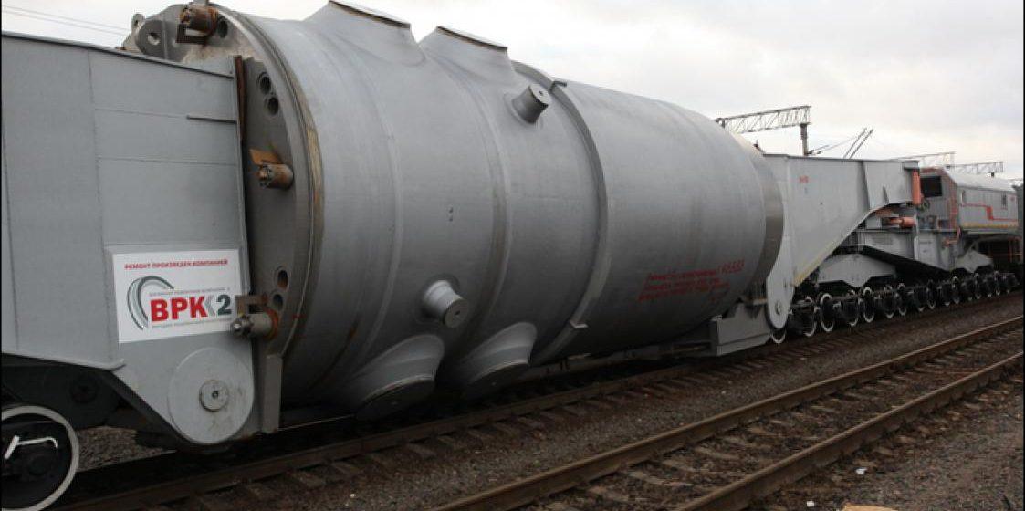Специалисты не нашли на новом корпусе реактора для БелАЭС никаких повреждений