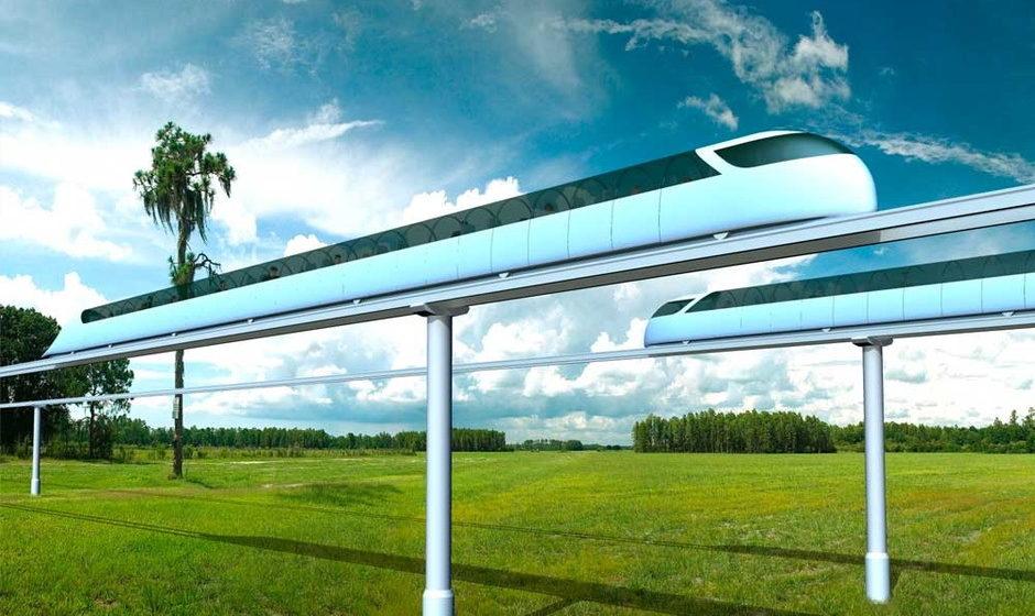 Возле Минска создают транспорт будущего