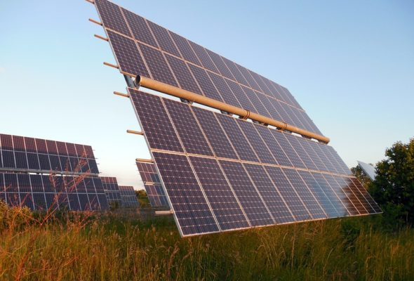Украина собирается построить вокруг Чернобыля солнечные электростанции