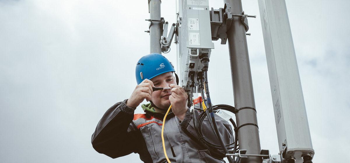 В январе 2017 года в Барановичах появится 4G связь