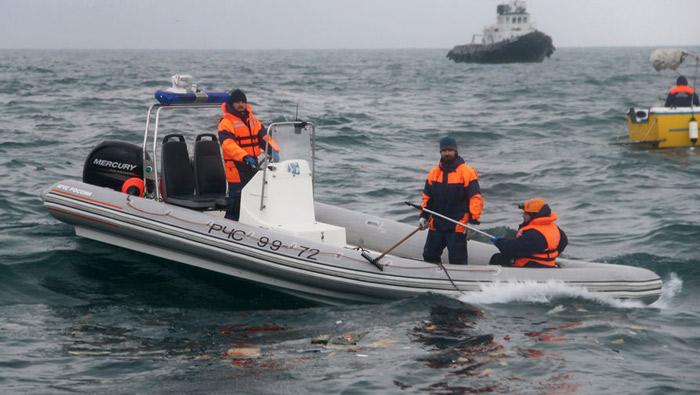 Независимые эксперты: На борту Ту-154 могло сработать взрывное устройство