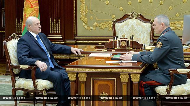 Лукашенко потребовал оптимизировать МВД без «глупого сокращения»