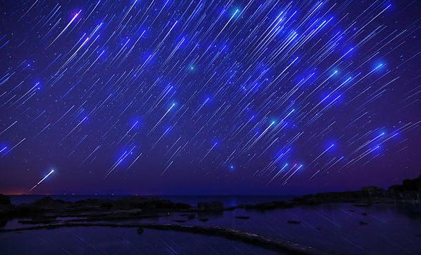Метеоритный дождь можно будет увидеть в ночь на 4 января