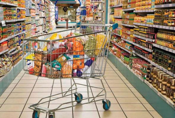 Сколько денег потратили в магазинах жители Брестской области в прошлом году