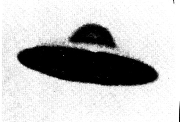 ЦРУ рассекретило снимки «НЛО» и чертежи «летающих тарелок»