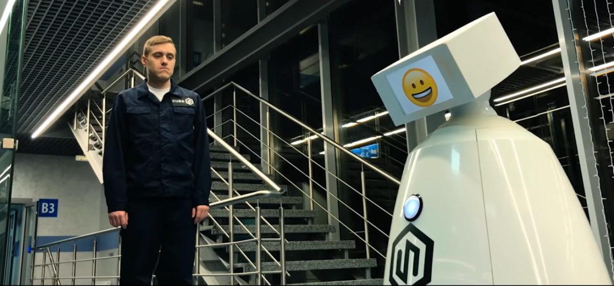 Фильм белоруса про робота-уборщика выиграл фестиваль мобильного кино