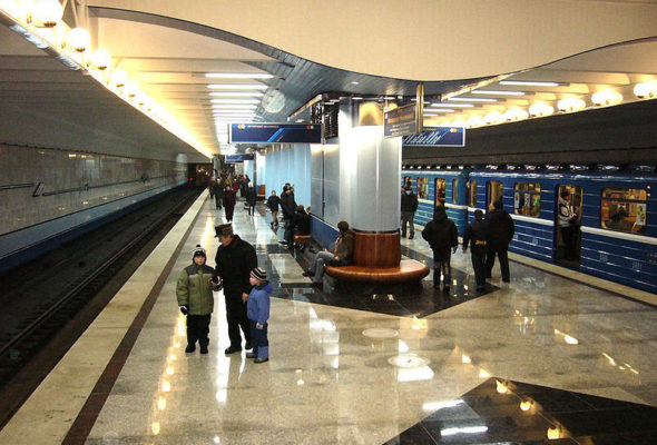 Россиянин написал жалобу на сотрудницу метро за то, что та говорила по-белорусски