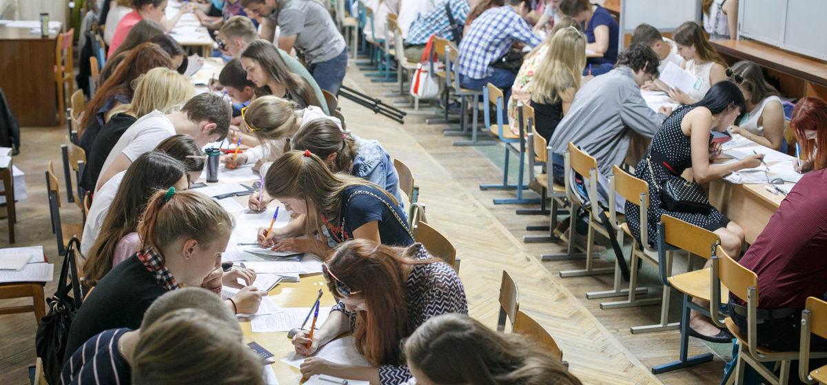 Опубликован график поступления в учреждения среднего специального образования Беларуси в 2017 году