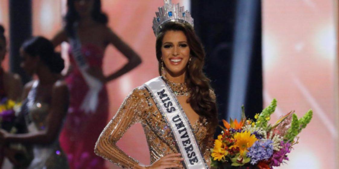 В Маниле выбрали «Мисс Вселенную»