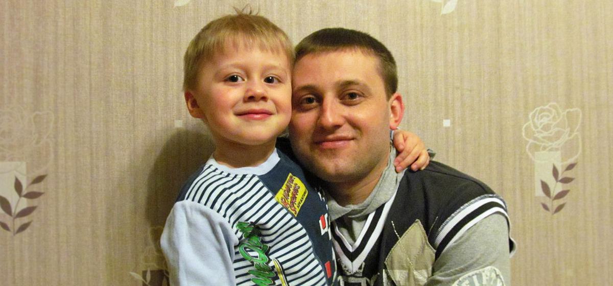 Семилетнему Артему из Барановичей нужна помощь