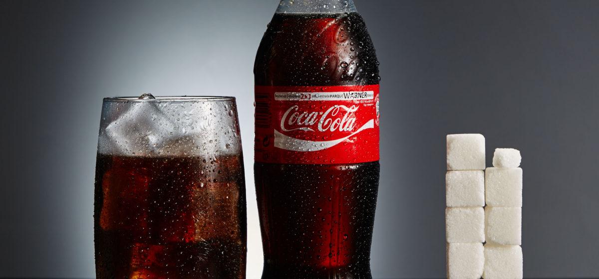 Очень наглядно: сколько кубиков сахара находится в готовых продуктах