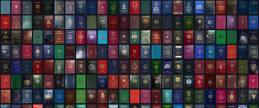 Белорусский паспорт занял 57-е место в рейтинге самых влиятельных паспортов мира