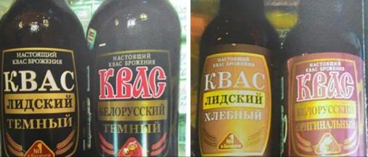 Квасовая война: компания «Лидское пиво» подала в суд на конкурентов за плагиат и проиграла