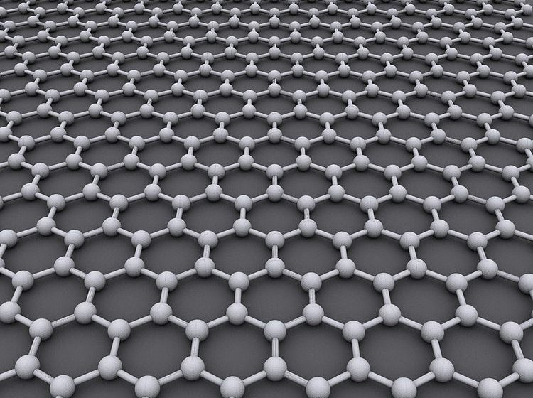 Учёные разработали легкий ипрочный материал наоснове графена