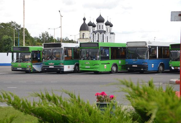 Как изменится в Барановичах движение пригородных и междугородных автобусов 21 января?